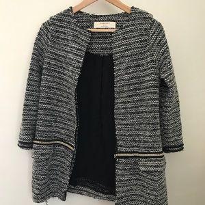 Zara - Long Knit Cardigan